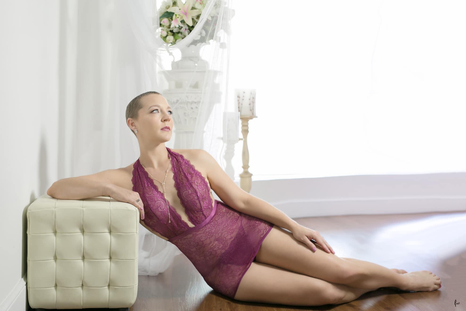 breast cancer boudoir
