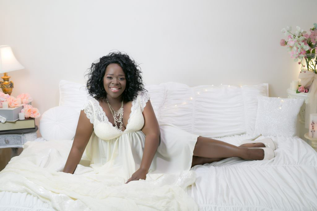 breast cancer survivor boudoir photography